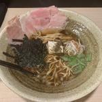 醤油ラーメン(創作らーめん style林 (ソウサクラーメン スタイルハヤシ))