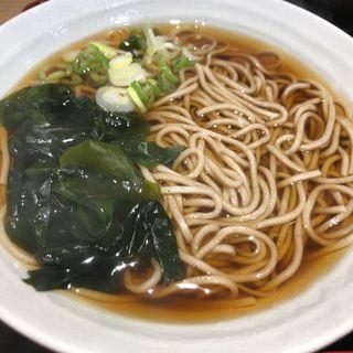 セットかけ蕎麦(富士そば 神楽坂店)
