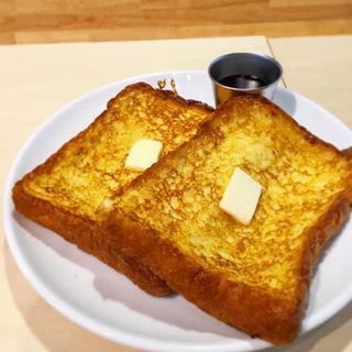 フレンチトースト(egg 東京)