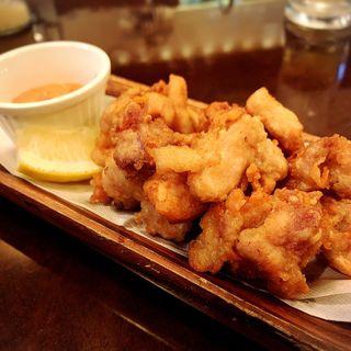 若鶏のソーダフリッター(KURA 中目黒店 (クラ))