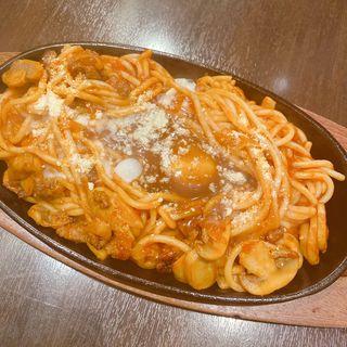 イタリアンスパゲティ(グリル一平 三宮店)