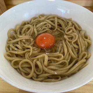 カレー釜玉(桐麺 )