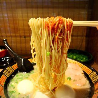 ラーメン(一蘭 新宿中央東口店 )