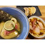 昆布水のつけめん醤油(YOKOKURA STORE HOUSE)