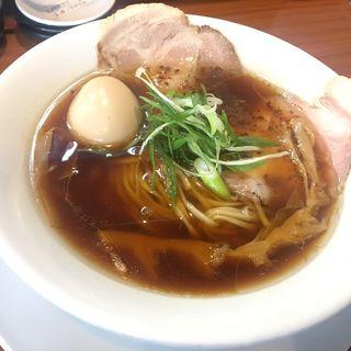 鶏だし醤油(らーめん 四恩)