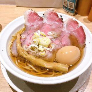 淡竹(ハチク)+煮卵