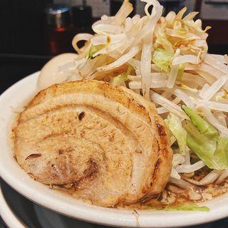 煮干しラーメン(麺家 德 )
