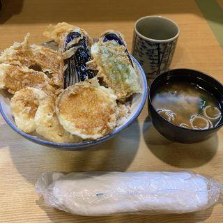 野菜天丼(はちまき )