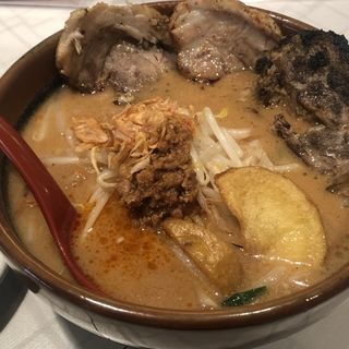 味噌漬け炙りチャーシュー麺(田所商店 WBG店 )