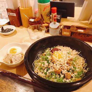まぜ麺(唐辛子)