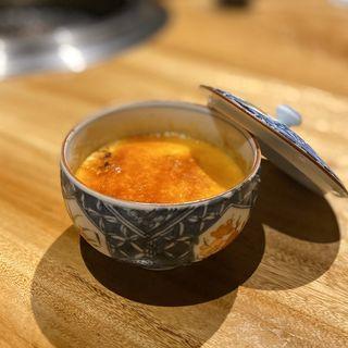 名物 炙り杏仁豆腐