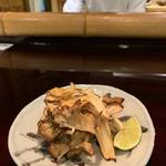 舞茸 (焼)