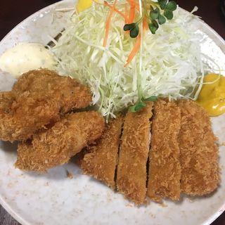 カキかつランチ(とんかつ村井 )