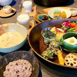 朝食(ホテル宿泊者のみ)