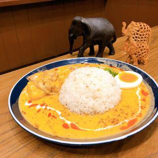 マッサマンカレー(パパイヤ タイ食堂 )