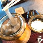 わらび餅(無碍山房 Salon de Muge )