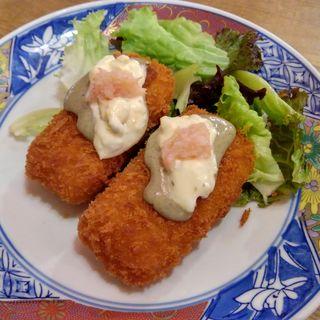 蟹味噌コロッケ