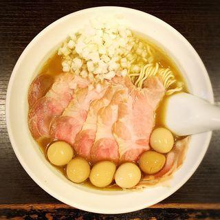 煮干そばclassic