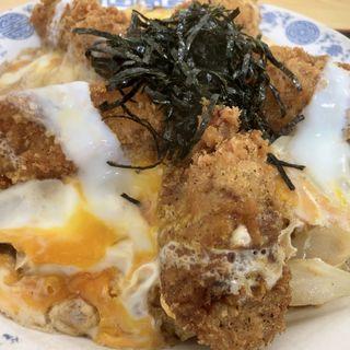 カツ丼(中華料理 タカノ )