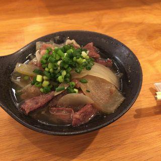 しぐれ煮(立呑みソルト)