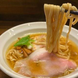 白しょうゆ(麺や一芯)