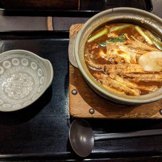 味噌煮込みうどん(三国一 東口店 (さんごくいち))