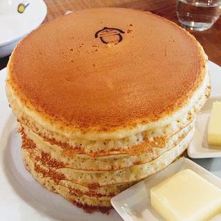 ホットケーキ(つるばみ舎)