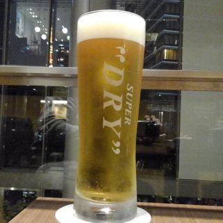 生ビール(信州そばきり みよ田 虎ノ門ヒルズ店)