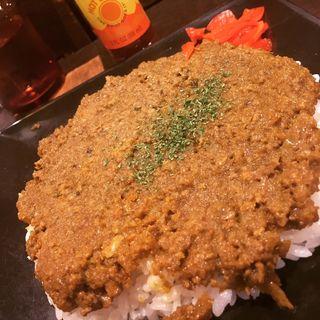 ドライカレー(カフェ・ハイチ センタービル店 (Cafe HAITI))