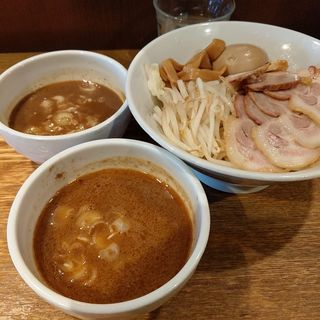 二色つけ麺(可以)