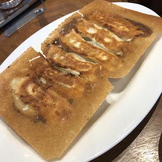 えびと豚肉入り焼餃子(鼎泰豊 銀座店)