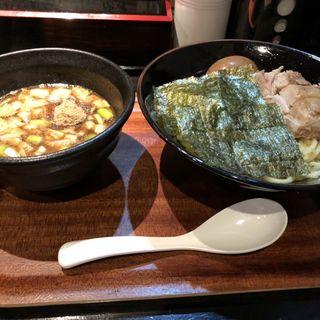 濃厚魚介系 つけ麺 全部入り(つけ麺屋しずく )