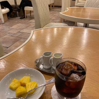 アイスコーヒー(天現寺カフェ )