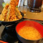 天丼(丸はし)