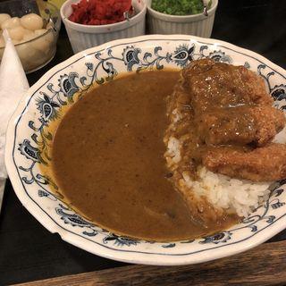 カツカリー(中辛)
