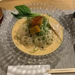 担々麺(麦×鶏)