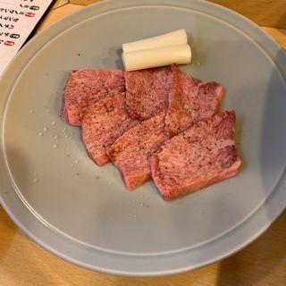 牛タン(焼肉元気くん )