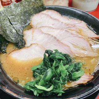 チャーシュー麺(王道家)