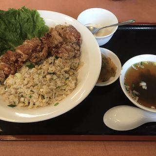 山賊炒飯(百老亭本店)