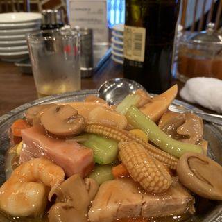 五目うま煮(麗郷 渋谷店)