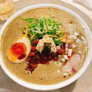 2周年イベント限定担々麺(担々麺信玄とのコラボ)
