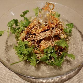 よだれ鶏冷麺(MASA'S KITCHEN)