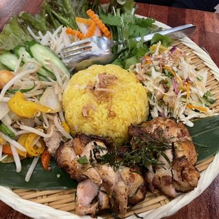 チキンライス/com ga