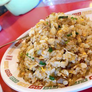 炒飯(中華料理まるい )