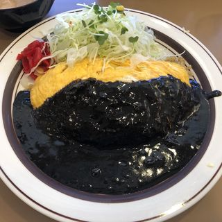 オムカレー(キッチンABC 南大塚店 (キッチンエービーシー))