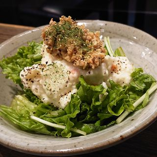 鶏みそポテトサラダ(養老乃瀧 鹿島田店)