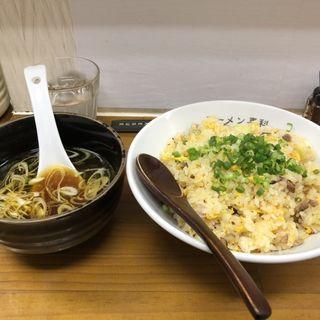 焼豚チャーハン(竹末食堂 )