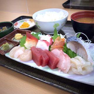 刺身定食(斉太郎食堂)