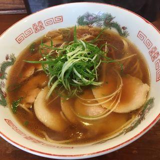 醤油ラーメン(弘雅流製麺 (こうがりゅうせいめん))