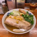 和風柚子焼豚麺